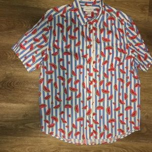Urban Outfitters watermelon button down!!!